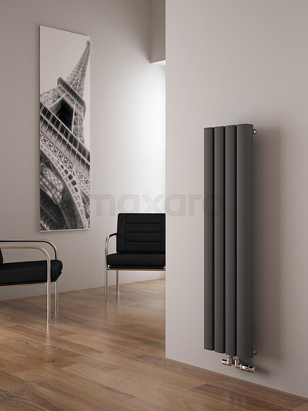 Tijdloze designradiator woonkamer - Radiator inspiratie | Maxaro