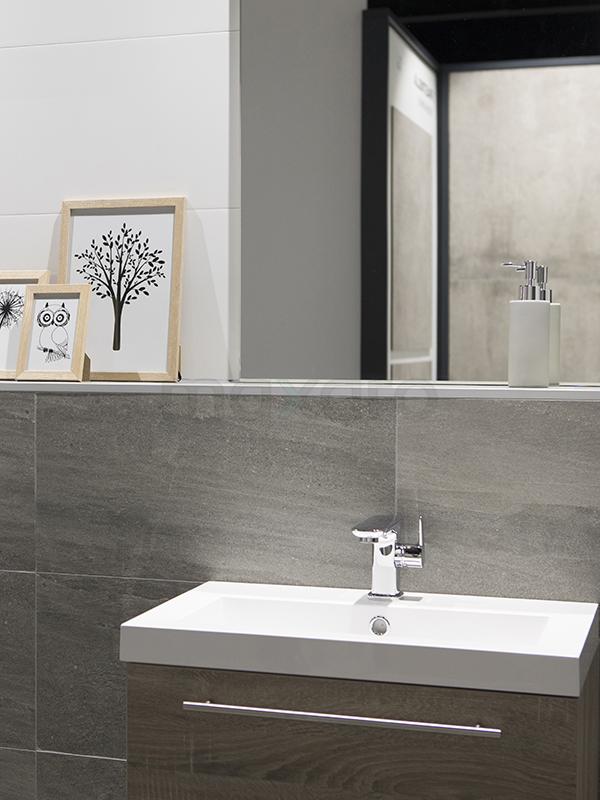 Natuursteen & Uni badkamer - Tegel inspiratie | Maxaro