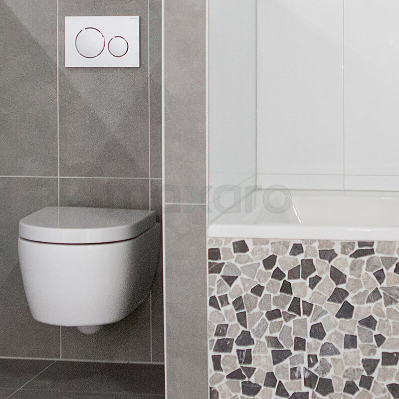 Uni badkamer - Tegel inspiratie | Maxaro