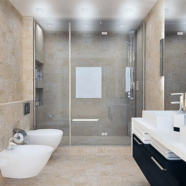 Luxe douche, heerlijke verwennerij voor iedere dag