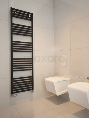 Handdoekradiator in strak design