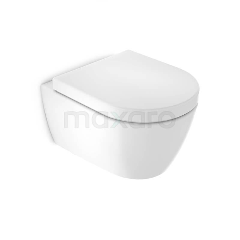 Montage Wc Pot.Mocoori Toiletpot Hangend 300 0373