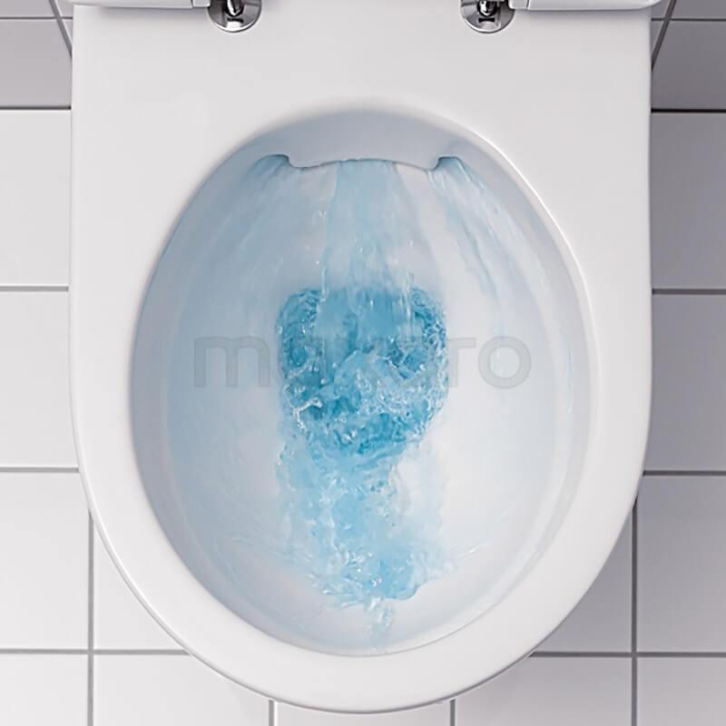 Sphinx 345 Rimfree.Toiletpot Hangend