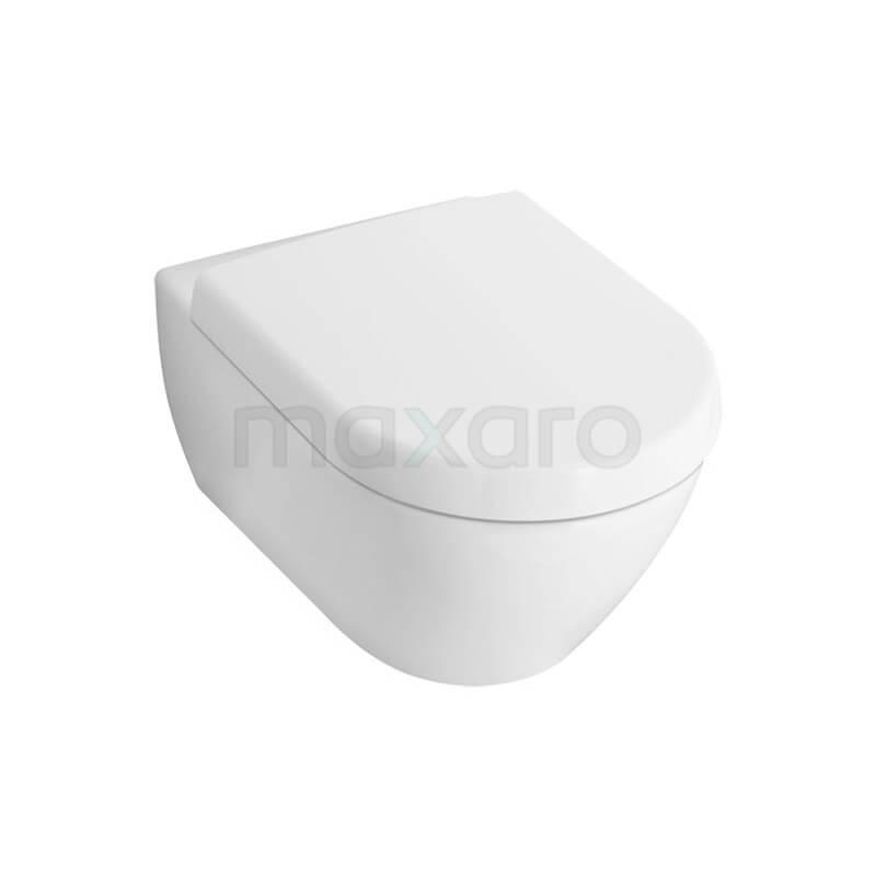 Villeroy En Boch Toiletrolhouder.Villeroy En Boch Toiletpot Hangend 911010505