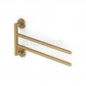 Handdoekenrek Radius Gold, Draaibaar, Goud Maxaro Radius 150-0401GG