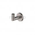 Handdoekhaak Radius Steel, Rvs-look Maxaro Radius 150-0601BR