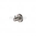 Handdoekhaak Radius Steel, Rvs-look Maxaro Radius 150-0602BR