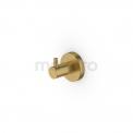 Handdoekhaak Radius Gold, Goud Maxaro Radius 150-0602GG