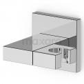 VARONO Venta DSG-2204-00017 Inbouw regendouche set