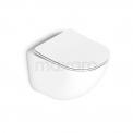 Hangend Toilet Colorato Keramiek Easy Clean Maxaro Colorato 300.0377MW