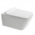 Hangend Toilet Diverso Diepspoel Wit Maxaro  300.0390