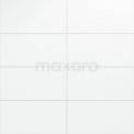 Wandtegel Blanco 30x60cm Uni Wit Mat Gerectificeerd Tegel Blanco 301-500102