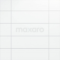 Wandtegel Blanco 25x75cm Uni Wit Mat Gerectificeerd Tegel Blanco 301-500202