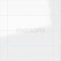 Wandtegel Blanco 30x90cm Uni Wit Glanzend Gerectificeerd Tegel Blanco 301-500301