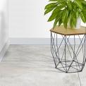Vloertegel/Wandtegel Atelier Ivory 60x90cm Betonlook Grijs Gerectificeerd