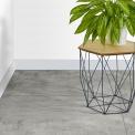 Vloertegel/Wandtegel Atelier Platinum 60x90cm Betonlook Grijs Gerectificeerd