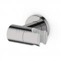 Thermostatische Badkraan met Handdouche Balance Chrome, Chroom
