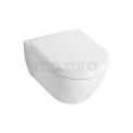 Hangend Toilet Subway 2.0 Diepspoel Wit Verkort Toilet Villeroy en Boch Subway 2.0 911010505