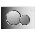 Bedieningspaneel Toilet Sigma 01 Chroom-look Glans Geberit Sigma 01 911011007