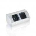 Stopcontact met Schakelaar Maxaro  911011143