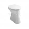 Toiletpot Staand Dino Vlakspoel Wit Jika Dino 911013600