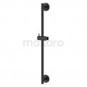 VARONO Cinqa DSG-5504-20007 Inbouw regendouche set zwart