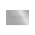 Badkamerspiegel met Verlichting 90x60cm Maxaro M32 M32-0900-45500