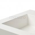 Wastafelmeubel Modulo+ 80x35cm Eiken 1 Lade