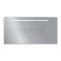 Badkamerspiegel met Verlichting 120x60cm Maxaro M31 M31-1200-45500-01