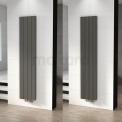 Dubbelzijdige aluminium designradiator MOCOORI Ceres DR55_0418RL