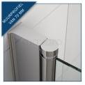 Maxaro Zircon Comfort DW-1010111 Douchewand met deur