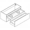 MOCOORI Curve F01-120020401 Hangend badkamermeubel
