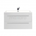 Hangend badkamermeubel Maxaro Canto F02-100010403