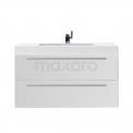 Hangend badkamermeubel Maxaro Canto F02-100010412