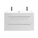 Hangend badkamermeubel Maxaro Canto F02-100020403