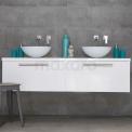 Maxaro Modulo Plato BME000621 Badkamermeubel voor waskom
