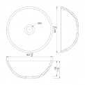 Maxaro Modulo Pico BMT000599 Hangend toiletmeubel