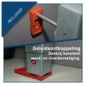 Geberit / Burda UP320 911010333 Inbouwreservoir toilet