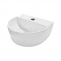Fonteintje WC Clasico Keramiek Wit met Kraangat Maxaro Clasico K110-1200