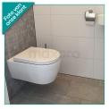 Toiletpot hangend MOCOORI  300.0372
