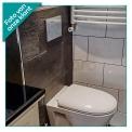 Bedieningspaneel Toilet Sigma 01 Chroom-look Mat