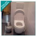 Toiletpot hangend MOCOORI  300.0373