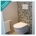 Geberit Sigma 01 911010334 Bedieningspaneel toilet