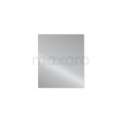 Badkamerspiegel 50x80cm Wit Maxaro M02 M02-0500-62400-02