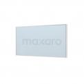 Badkamerspiegel met LED Verlichting en Dimmer 120x60cm Maxaro M06 M06-1200-40600-01