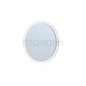 Ronde Badkamerspiegel met LED Verlichting 80x80cm IR Sensor Maxaro M20 M20-0800-60400