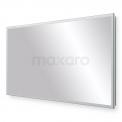 Badkamerspiegel met LED Verlichting 120x60cm IR Sensor Maxaro M40 M40-1200-43080