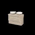 Badkamermeubel voor waskom Maxaro Modulo+ Plato Slim BMD000152