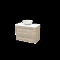 Badkamermeubel voor waskom Maxaro Modulo+ Plato BMK001885
