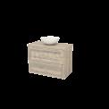 Badkamermeubel voor waskom Maxaro Modulo+ Plato BMK001887